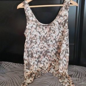 ANGL silky feel tank top